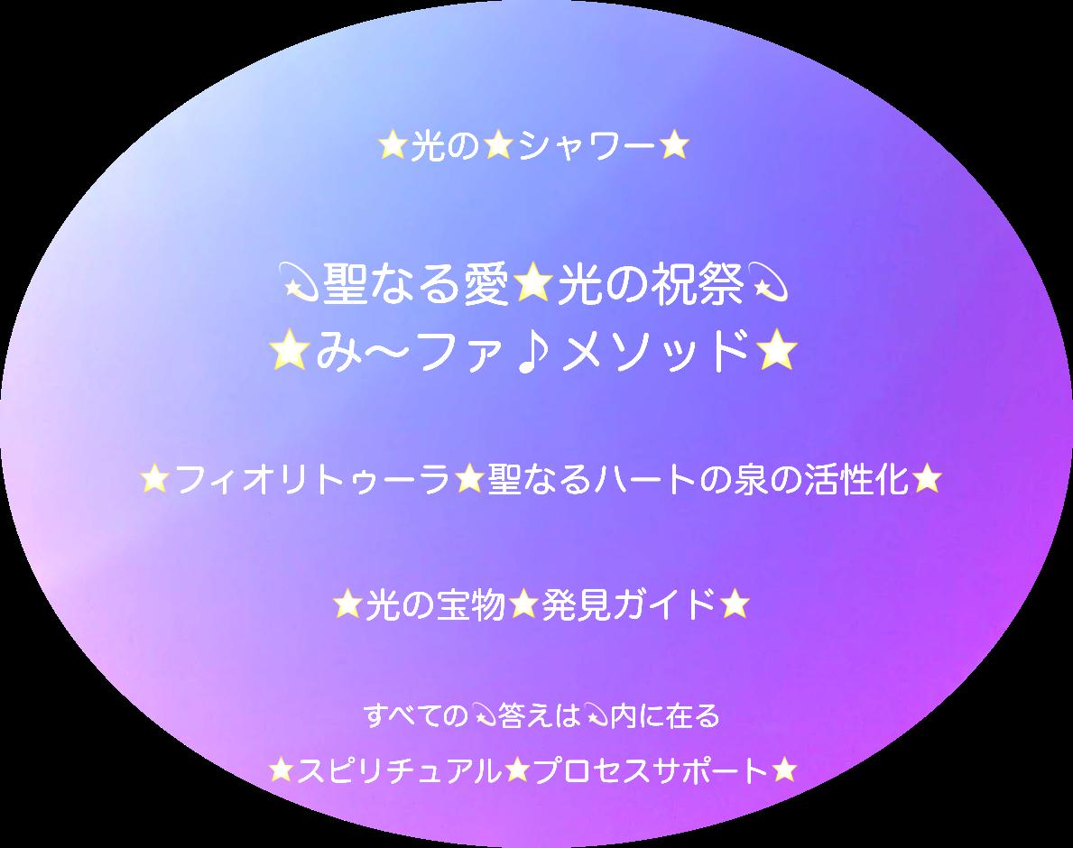 Angelic Harmony Light エッセンスオブライトシリーズ