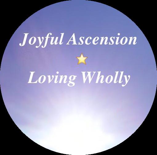 Angelic Harmony Light まるごと愛して喜びアセンション♪